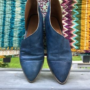 Free People Shoes - Free People Royale flat 7.5